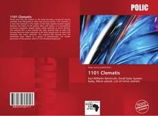 Обложка 1101 Clematis