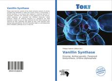 Bookcover of Vanillin Synthase