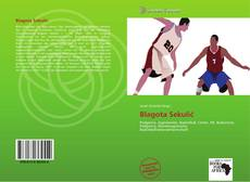 Blagota Sekulić的封面