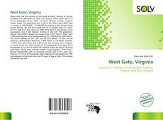 Bookcover of West Gate, Virginia