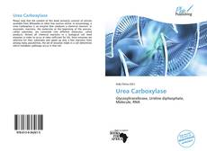 Buchcover von Urea Carboxylase
