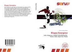 Buchcover von Blagoj Georgiew