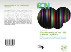 Buchcover von West Germany at the 1968 Summer Olympics