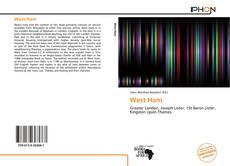 Обложка West Ham
