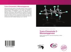 Bookcover of Trans-Cinnamate 2-Monooxygenase