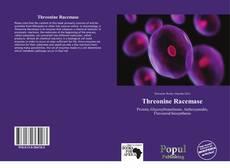 Couverture de Threonine Racemase