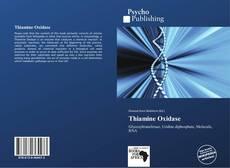Bookcover of Thiamine Oxidase