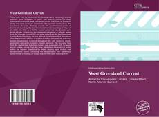 Bookcover of West Greenland Current