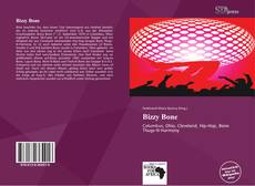 Capa do livro de Bizzy Bone