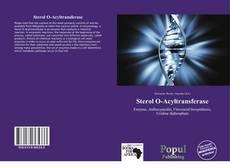 Couverture de Sterol O-Acyltransferase