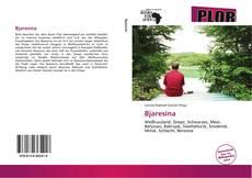 Capa do livro de Bjaresina