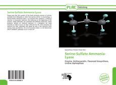 Couverture de Serine-Sulfate Ammonia-Lyase