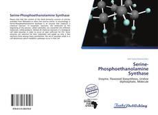 Couverture de Serine-Phosphoethanolamine Synthase