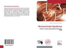 Обложка Rosmarinate Synthase