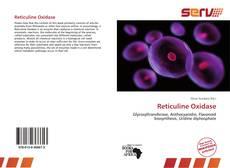 Bookcover of Reticuline Oxidase