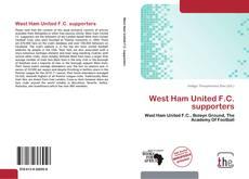 Обложка West Ham United F.C. supporters