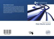 Bookcover of Peter Martin (actor)