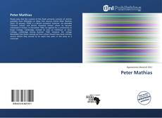 Bookcover of Peter Mathias