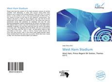 Обложка West Ham Stadium