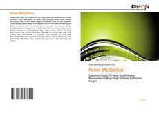 Обложка Peter McClellan