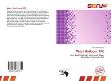 Bookcover of West Harbour RFC