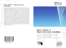 Bookcover of West Hawai'i Explorations Academy