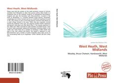 Bookcover of West Heath, West Midlands