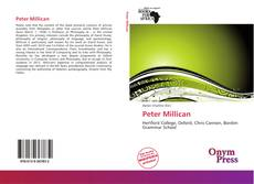 Bookcover of Peter Millican