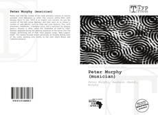 Bookcover of Peter Murphy (musician)