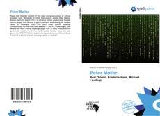 Bookcover of Peter Møller