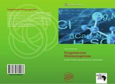 Bookcover of Progesterone Monooxygenase