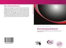 Buchcover von West Hempstead Branch
