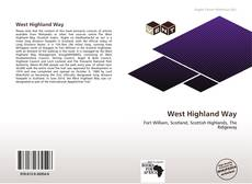Bookcover of West Highland Way