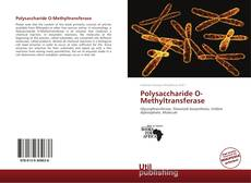 Couverture de Polysaccharide O-Methyltransferase