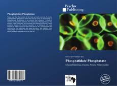 Обложка Phosphatidate Phosphatase