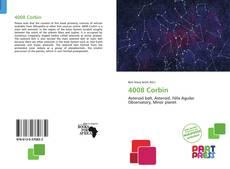 4008 Corbin kitap kapağı