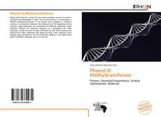 Обложка Phenol O-Methyltransferase