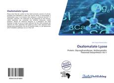 Bookcover of Oxalomalate Lyase