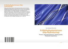 Обложка N-Methylhydantoinase (Atp-Hydrolysing)