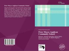 Copertina di Peter Moyes Anglican Community School