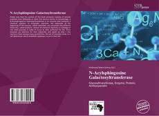 Bookcover of N-Acylsphingosine Galactosyltransferase