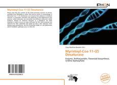 Bookcover of Myristoyl-Coa 11-(Z) Desaturase
