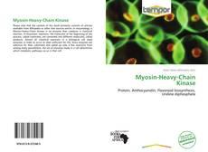 Bookcover of Myosin-Heavy-Chain Kinase