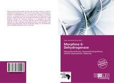 Couverture de Morphine 6-Dehydrogenase