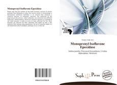 Buchcover von Monoprenyl Isoflavone Epoxidase