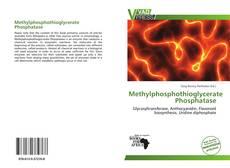 Обложка Methylphosphothioglycerate Phosphatase