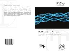 Bookcover of Methionine Racemase