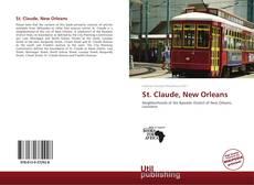 Buchcover von St. Claude, New Orleans