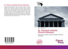 Bookcover of St. Clement Catholic Church (Ottawa)