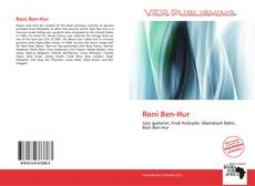 Обложка Roni Ben-Hur